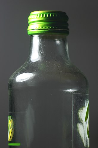 Soft focus - Image: Bottle Softfocus 0