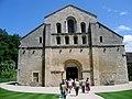 Bourgogne Abbaye Fontenay Eglise 15072009 - panoramio.jpg