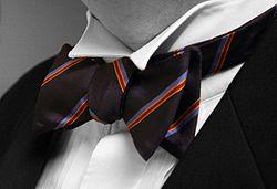 60ba9410f6 Bow tie - Wikipedia