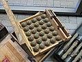 Box of handgranates, Ben Junier ammo collection at the Overloon War Museum.JPG