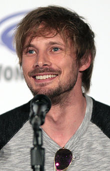 Bradley James Wikipedia