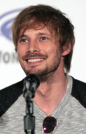 Bradley James - James in 2016.