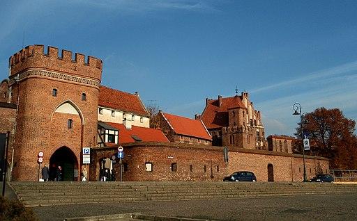 Brama Mostowa, Toruń, Aysh 01