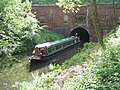 Brandwood Tunnel, Stratford upon Avon Canal - geograph.org.uk - 175048.jpg