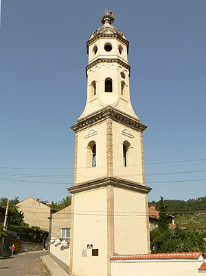 Bratsigovo - The tallest Eastern Orthodox bell-tower in the Balkans