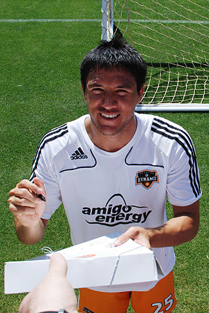 Premier Development League - Brian Ching was the PDL Rookie of the Year in 1998