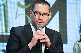 "Brian Singer ""International Competition Jury"" at Opening Ceremony of the 28th Tokyo International Film Festival (22265416978).jpg"