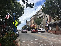 Bridge Street in Phoenixville