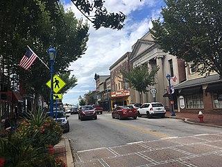 Phoenixville, Pennsylvania Borough in Pennsylvania, United States