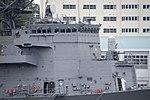 Bridge of JS Murasame(DD-101) right front view at JMSDF Yokosuka Naval Base April 30, 2018 02.jpg