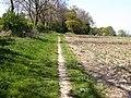 Bridleway to Hawerby Farm - geograph.org.uk - 425425.jpg