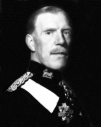 Roderick Sinclair, 19th Earl of Caithness - Brigadier James Sinclair