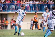 Luik during a match against Brisbane Roar, December 2015