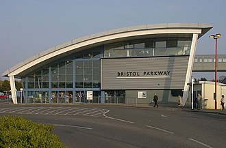 Bristol Parkway railway station - The current station building was built in 2000.