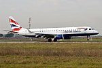British Airways, G-LCYU, Embraer ERJ-190SR (40105026652).jpg