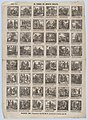 Broadside with 48 scenes from the life of the Count of Monte Cristo MET DP875758.jpg