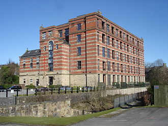 Eagley Mills - Brook Mill