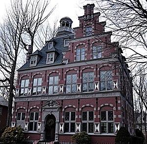 The Dutch House - Image: Brookline MA The Dutch House
