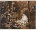 Brooklyn Museum - The Adoration of the Shepherds (L'adoration des bergers) - James Tissot - overall.jpg