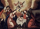 Brooklyn Museum - The Nativity - Cuzco School - overall.jpg