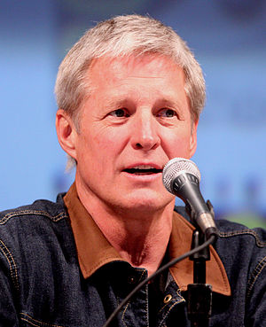 Bruce Boxleitner - Bruce Boxleitner at the 2010 San Diego Comic-Con in July 2010.