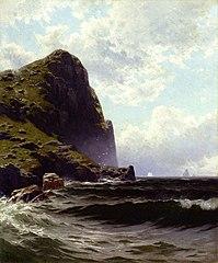 Brundith Head, Grand Manan,