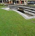 Brunnen an der Peterstaler Straße und Neckarhelle in Ziegelhausen - panoramio.jpg