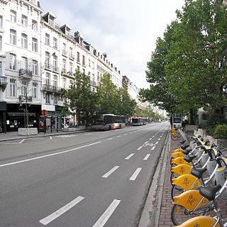 Central Boulevards of Brussels