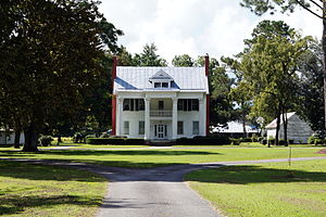 National Register of Historic Places listings in Jones County, North Carolina - Image: Bryan Bell Farm