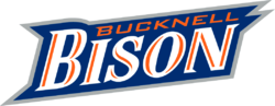 Bucknell Bison wordmark.png
