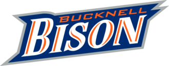 Bucknell Bison football - Image: Bucknell Bison wordmark