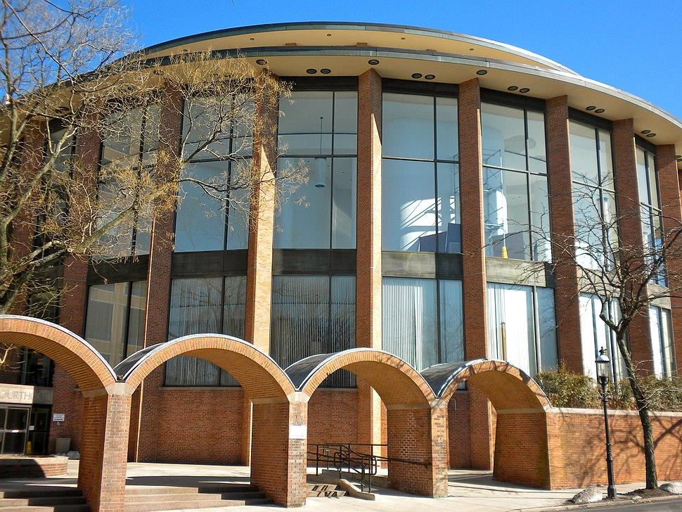 Bucks Courthouse