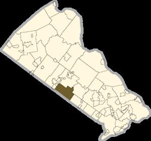 Warrington Township, Bucks County, Pennsylvania - Image: Bucks county Warrington Township