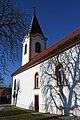 Budapest-Pesthidegkút, ófalui római katolikus templom 2021 04.jpg