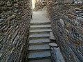 Buddhist monastic complex stairs.jpg