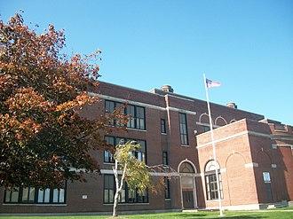 Buffalo Public Schools - Image: Buffalo, New York, Public School 11