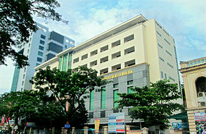 Ho Chi Minh City University of Social Sciences and Humanities - Image: Building of University of Social Sciences and Humanities Ho Chi Minh city