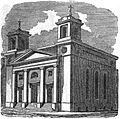 BulfinchStChurch Boston HomansSketches1851.jpg