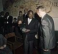 Bundesarchiv B 145 Bild-F011981-0003, Frankfurt-Main, Staatspräsident von Senegal.jpg