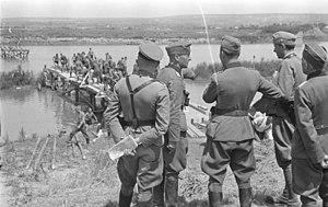 Форсування військами німецької 11 ї