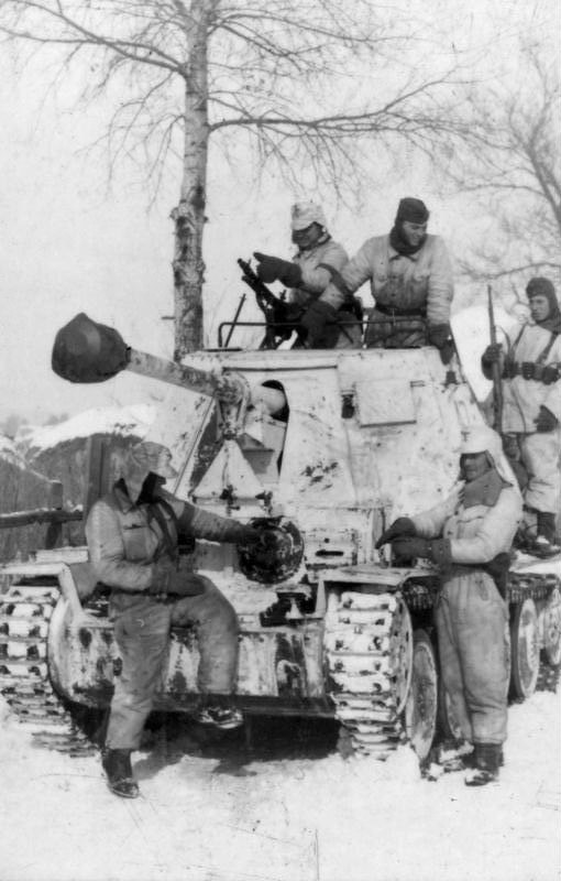 Bundesarchiv Bild 101III-Roth-173-01, Russland, Raum Charkow, Jagdpanzer