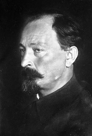 Ф. Э. Дзержинский в 1923 году