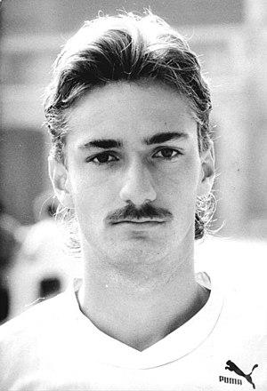 Lars Hermel - Hermel in 1990