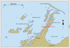 Der Dampier-Archipel und die Burrup-Halbinsel