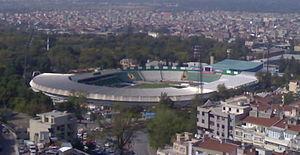 2013 FIFA U-20 World Cup - Image: Bursa Atatürk Stadium