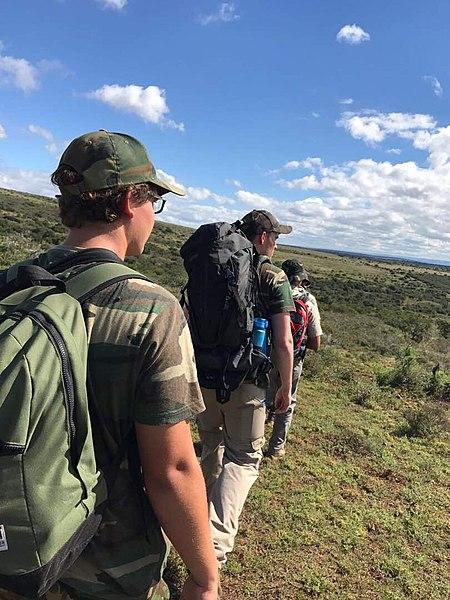File:Bush Walking.jpg