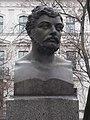 Bust of Daniel Berzsenyi by Miklos Vay, 2016 Palotanegyed.jpg