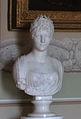 Bust of Elizabeth Alexeevna (Arkhangelskoe) by shakko.jpg