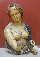 Bust of Flora (Copy)