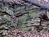 File:Byer Sandstone (Lower Mississippian; State Farm Quarry, Newark, Ohio, USA) 10 (32767850845).jpg